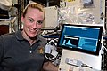 First-ever sequencing of DNA in space, performed by Kate Rubins on the ISS. 128f0462 sequencer 1.jpg