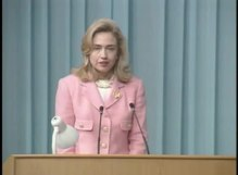 File:First Lady Hillary Rodham Clinton's Remarks to the Fourth Women's Conference in Beijing, China.webm