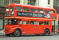 First London Routemaster bus RM1640 (640 DYE) heritage route 9 Aldwych May 2006.jpg