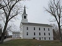 First Seventh Day Baptist Church of Hopkinton, Ashaway RI.JPG