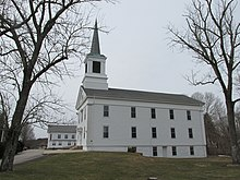 First Seventh Day Baptist Church of Hopkinton, Ashaway RI.JPG