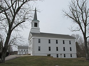 "First <a href=""http://search.lycos.com/web/?_z=0&q=%22Seventh%20Day%20Baptist%22"">Seventh Day Baptist</a> Church of Hopkinton"