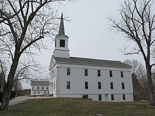 Ashaway, Rhode Island Village and CDP in Hopkinton, Rhode Island, US