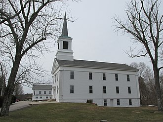Ashaway, Rhode Island - First Seventh Day Baptist Church of Hopkinton
