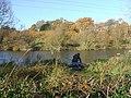 Fishing in Dimmingsdale Reservoir - geograph.org.uk - 280969.jpg