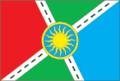 Flag of Peshkovskoe (Peshki Moscow oblast).png