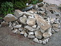 Flickr - brewbooks - What's left of the concrete - Garden Rubble project.jpg
