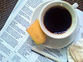 Flickr - cyclonebill - Banan og kaffe.jpg