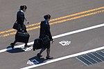 Flight attendants. (3660162556).jpg