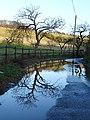 Flooding on Deans Bottom Road - geograph.org.uk - 316915.jpg