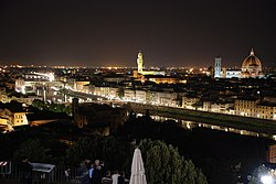 Florence at Night.JPG