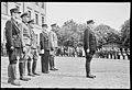 """Fo30141711140050 """"Reservebataljon Holmestrand paraderer for Quisling på Slottsplassen"""" 1942-06-14 (NTBs krigsarkiv, Riksarkivet).jpg"""