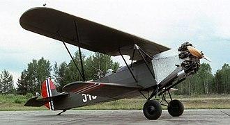 Fokker C.V - Norwegian Army Air Service Fokker C.V-D