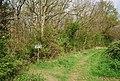 Follow the sign, Weald Way - geograph.org.uk - 1276002.jpg