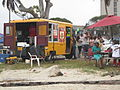 Food court at Libreville Beach.JPG