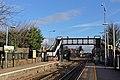 Footbridge, Rainhill railway station (geograph 3819233).jpg