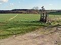 Footpath to Bentley - geograph.org.uk - 800570.jpg