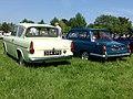 Ford Anglia 105E (1962-63) & Triumph Vitesse 2-litre Mk.2 (1967-68) (27330186045).jpg