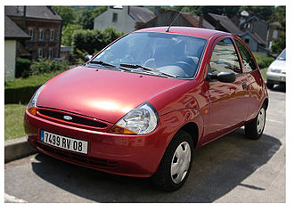 Ford Ka - Ford Ka facelift