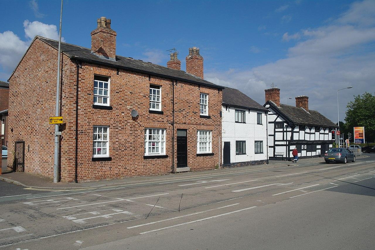 file former general wolfe pub and cottages church street. Black Bedroom Furniture Sets. Home Design Ideas