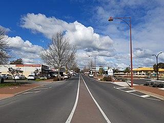 Capel, Western Australia Town in Western Australia
