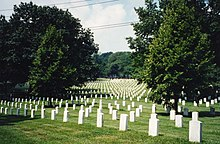 Forth Leavenworth National Cemetery