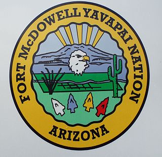 Fort McDowell Yavapai Nation federally recognized tribe living near Scottsdale and Phoenix, Arizona