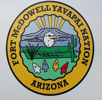 Fort McDowell Yavapai Nation Fort McDowell Yavapai Nation sign-2.jpg
