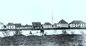 Thunder Bay - Fort William in 1865