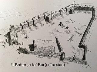 Tal-Borg Battery