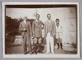 Foto av Walther, Carl, Walther och Sigfrid von Hallwyl - Hallwylska museet - 89065.tif