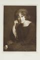 Fotografi. Porträtt. Ellen Roosval - Hallwylska museet - 85916.tif