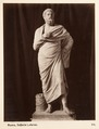 Fotografi av Roma. Sofocle, Laterano - Hallwylska museet - 104728.tif
