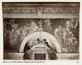 Fotografi på målning. Le quattro sibille di Raffaele (S. M. della Pace). Rom, Italien. - Hallwylska museet - 107537.tif