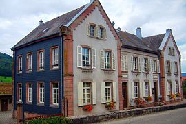The town hall in Fouchy