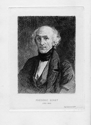 Frédéric Soret - Frédéric Soret
