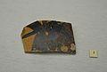 Fragment d'àmfora de figures negres, Empúries, museu de Prehistòria de València.JPG