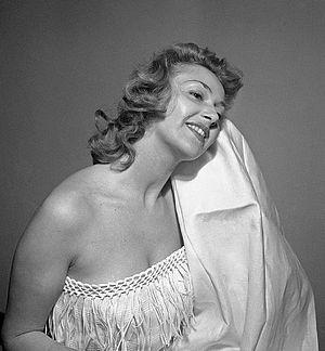 Franca Rame - Franca Rame in 1952