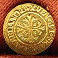 Francesco loredan, mezza doppia d'oro, 1752-62.jpg