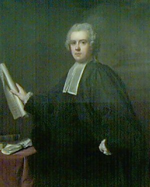 William Murray, 1st Earl of Mansfield - Francis Hargrave, who represented James Somersett in this case