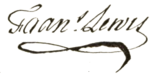 Francis Lewis signature.png