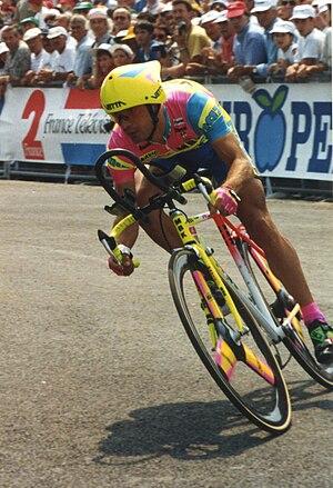 Franck Pineau - Pineau at the 1993 Tour de France