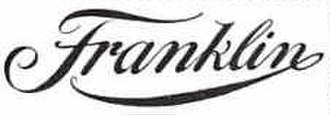 Franklin (automobile) - Image: Franklin auto 1903 logo
