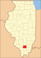 Franklin County Illinois 1839.png