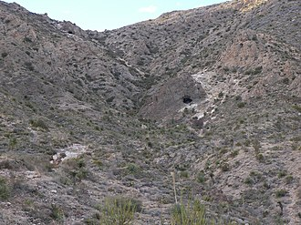 Franklin Mountains State Park - Caves on the Ron Coleman Trail
