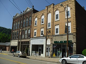 Freeport, Pennsylvania - Downtown Freeport