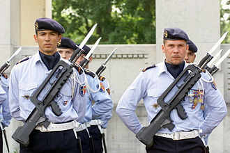 French Air Force - Riflemen of the French Air Force