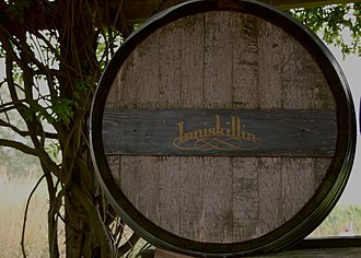 Inniskillin - Image: French Cask owned by Inniskillin
