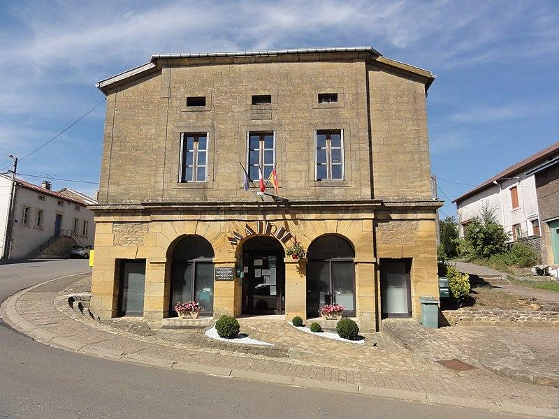 Fresnois-la-Montagne (Meurthe-et-M.) mairie