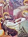 Fresque de Giotto, chapelle des Scrovegni à Padoue.jpg